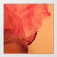 Canvas Print featuring Bloom by kschweiz