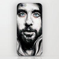 Jared Leto iPhone & iPod Skin
