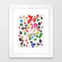 wildrose 1 Framed Art Print