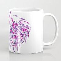 Aztec Lion Mug