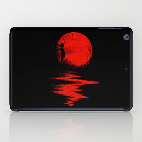 The Land of the Rising Sun iPad Case