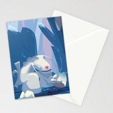 inside iceberg Stationery Cards