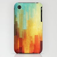 Urban Sunset iPhone (3g, 3gs) Slim Case