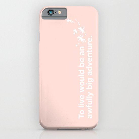Peter Pan - Peach iPhone & iPod Case