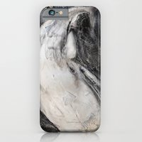 iPhone & iPod Case featuring The White Whale by David Finley