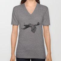 In Which It's A Bird. It… Unisex V-Neck