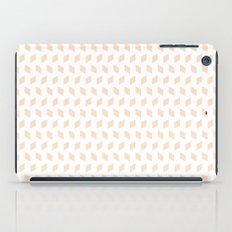 rhombus bomb in linen iPad Case