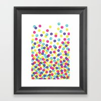 Surprise! Framed Art Print
