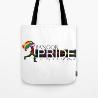 Bangor PRIDE Festival 20… Tote Bag
