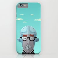 iPhone Cases featuring Sleeper by Rabassa