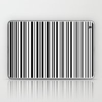 Stripes 7 Laptop & iPad Skin