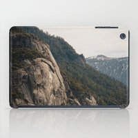 To The Mountains iPad Case