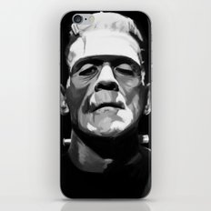 Frankenstien iPhone & iPod Skin