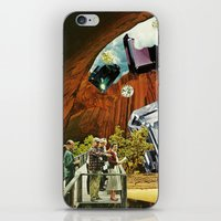 tourism iPhone & iPod Skin