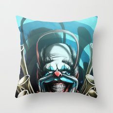 Fool: The Original Throw Pillow