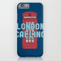 London Calling iPhone 6 Slim Case