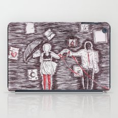 Tied to Disorder iPad Case
