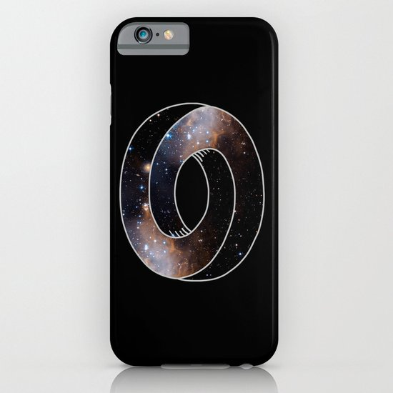 The Universe Cycle iPhone & iPod Case