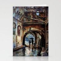 Alleywalkers Stationery Cards