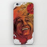 Tío Simón iPhone & iPod Skin