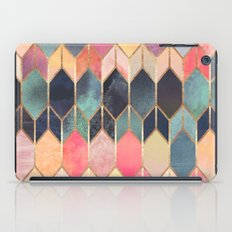 Stained Glass 3 iPad Case