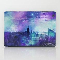 New York Night iPad Case