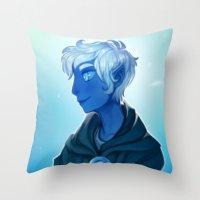 The Follower Throw Pillow