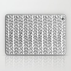 Knit Outline Zoom Laptop & iPad Skin