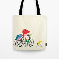 Bikers Picnic Tote Bag