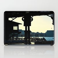 Long Island Pier iPad Case