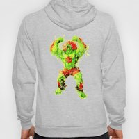 Street Fighter II - Blanka Hoody
