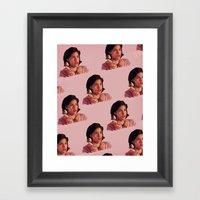 Isn't it too dreamy? Framed Art Print