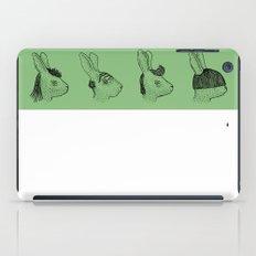 Hare Styles iPad Case