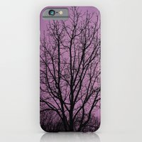 iPhone & iPod Case featuring Purple Rain by Riley Gallagher