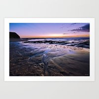 Headlands Dawn Art Print