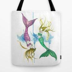 Zodiac - Pisces Tote Bag