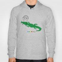 Crocodile Float Hoody