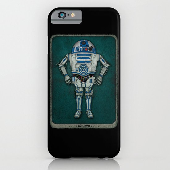 R2 3PO iPhone & iPod Case
