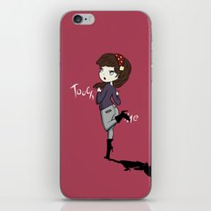 Touch Me ! iPhone & iPod Skin