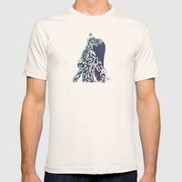 Bonebreathing U Mens Fitted Tee Natural SMALL