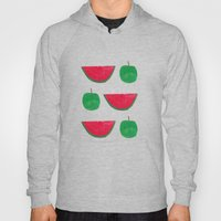 Watermelon & Apple Hoody