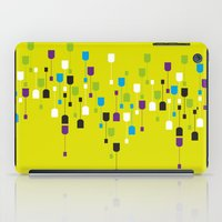 Tea World iPad Case