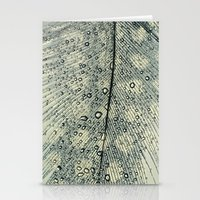 feather Stationery Cards featuring feather by Ingrid Beddoes