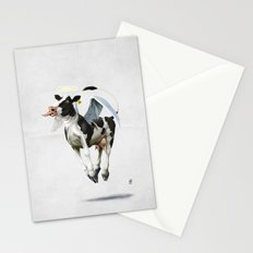 Holy Cow (wordless) Stationery Cards