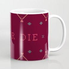 Knit or Die Mug