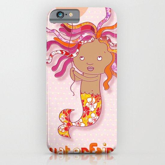 Water Fairy Mermaid  iPhone & iPod Case