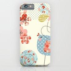 Spring Birdie iPhone 6s Slim Case