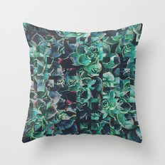 Fractions 06 Throw Pillow