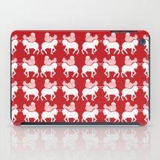 saddle horse   iPad Case