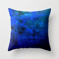 SECOND STAR TO THE RIGHT… Throw Pillow